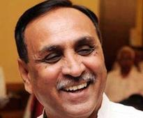 Gujarat CM Vijay Rupani felicitates litterateurs and educationists