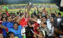 Churchill Brothers are I-League champions 2012-13