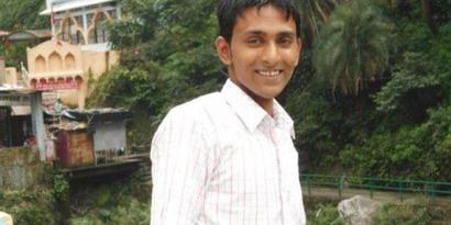 Teen spends 42 days in jail for joke on Ganga