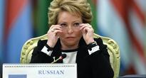 Russian Parliament Speaker Urges Approving UN Anti-Terror Convention