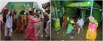 GSK Iodex takes massage van to Pandharpur Wari pilgrims