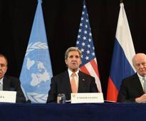 Syria truce set as US and Russia back peace bid
