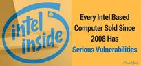 Every Intel Based Computer Sold In The Last 10 Years Has A Serious Vulnerability! #IntelGate