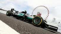 Japenese GP: Rosberg leads Hamilton at practice as championship fight intensifies