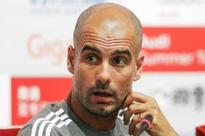 Robben: Pep hasn't spoken to Bayern stars about joining Man City