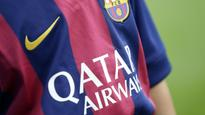 Barcelona stand by extension of shirt deal with Qatar Airways