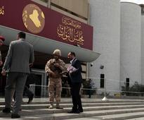 Iraq parliament chaos prevents cabinet vote