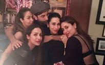 SEE PICS: Kareena rings in her 36th birthday with Ranbir, Karisma and Malaika
