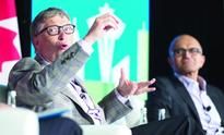 Microsoft sets $40bn stock buyback, raises dividend