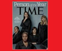It's not Trump. #MeToo movement named TIME's 2017 Person of the Year