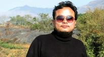 The man from Manipur