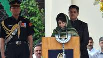 Mehbooba Mufti has very little political capital to start with