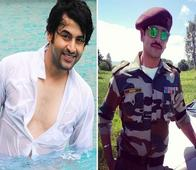 Check Out: Balika Vadhu Fame Shashank Vyas as Army Officer in His Next