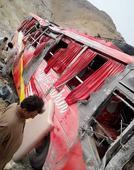 11 dead, over two dozen injured in Khuzdar bus accident