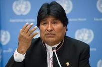 Bolivia president agrees to paternity test in scandal: media (AFP)
