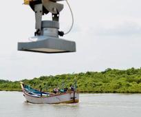 INCOIS installs Sea-level Tide Gauge monitor at Masula