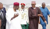 Buhari proceeds on medical vacation