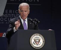 Biden: Sanders 'is going to endorse' Clinton