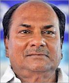 Main opponent is BJP, says Antony