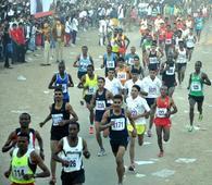 Dope tests likely at Vadodara Marathon
