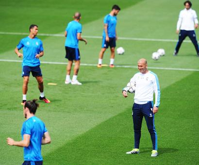 La Liga: Zidane hails 'spectacular' squad as Real close in on title