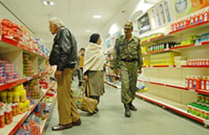 Which is the most profitable retail chain in India?