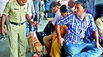 Bomb scare at Secunderabad railway station