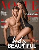 Hrithik Roshan and Lisa Haydon slay the Vogue cover; reveal exclusive fitness secrets!