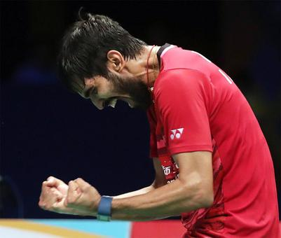 Srikanth edges Praneeth to make Australia Open semis