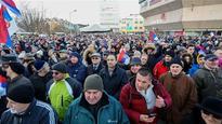 Bosnian Serbs mark controversial holiday 4hr