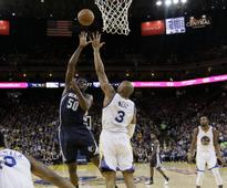 NBA roundup: Grizzlies pull off comeback win against Warriors; Wizards beat Timberwolves