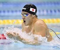 Seto triumphs in 400-meter individual medley at Asian championships