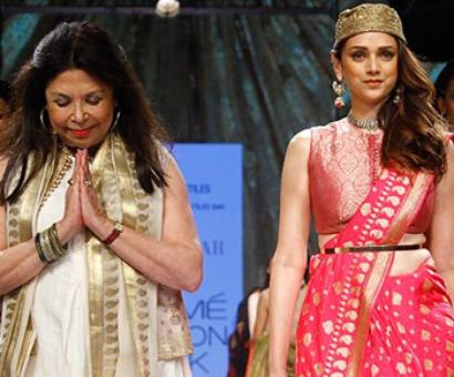 The designer and her muse: An ode to Ritu Kumar