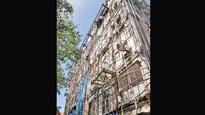 Esplanade Mansion in Mhada's dangerous buildings' list again