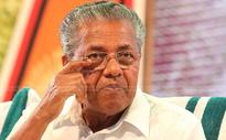 Pinarayi Vijayan visits injured TVM Mayor