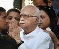 BJP elects veterans LK Advani, MM Joshi, Shanta Kumar to parliamentary panels