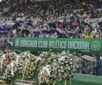 Chapecoense plane crash: CONMEBOL awards Copa Sudamericana to tragedy stricken club