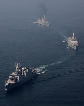President Pranab, PM Modi to inspect fleet review