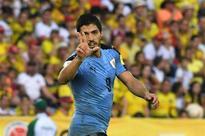 Suarez goal-scoring record not enough for Uruguay win