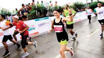 For a cause: Kidney transplant survivor to run 21K marathon