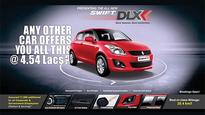 Maruti Suzuki Swift DLX edition launched in India at Rs 4.76 lakh