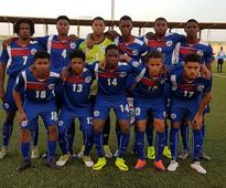 Bermuda U20 Team Defeat St Kitts and Nevis 3-1