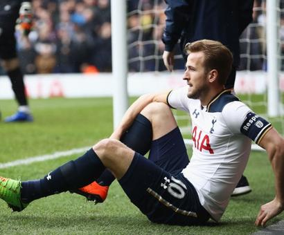 FA Cup: Kane injury mars Spurs' six-goal stroll