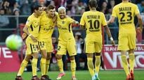 Ligue 1: Thomas Meunier's late strike earns Paris Saint-Germain victory at Dijon