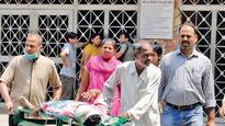 New Delhi: Resident doctors in govt hospitals on strike today over salaries, allowance
