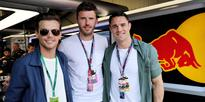 Dan Carter among many stars out in force at Monaco Grand Prix