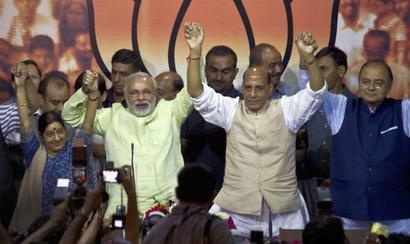 Jaitley, Swaraj, Gadkari: Who gets the thumbs up and the thumbs down