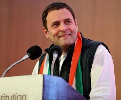 BJP distorted my image by using money and manpower, says Rahul