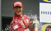 Michael Schumacher urged to 'keep fighting' by daughter Gina