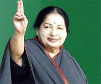 Jaya takes oath; M K Stalin made to sit... Jaya takes oath; M K Stalin made to sit among crowd